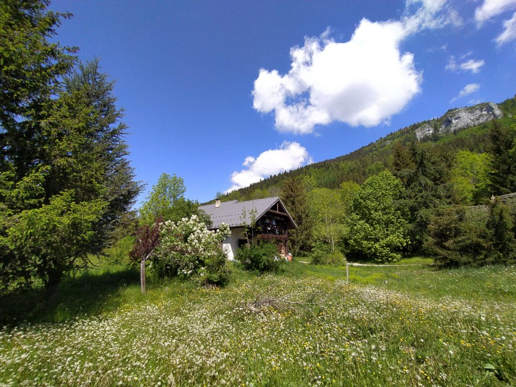 Chalet Alpes Nature Vercors